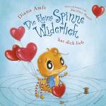 Cover-Bild Die kleine Spinne Widerlich hat dich lieb (Pappbilderbuch)