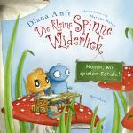 Cover-Bild Die kleine Spinne Widerlich - Komm, wir spielen Schule! (Mini-Ausgabe)