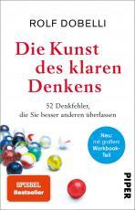 Cover-Bild Die Kunst des klaren Denkens
