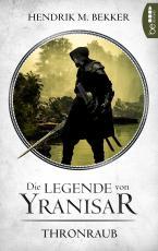 Cover-Bild Die Legende von Yranisar - Thronraub