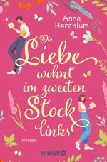 Cover-Bild Die Liebe wohnt im zweiten Stock links