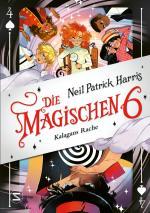 Cover-Bild Die Magischen Sechs - Kalagans Rache