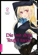Cover-Bild Die mit dem Teufel tanzt 02