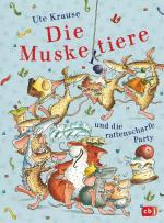Cover-Bild Die Muskeltiere und die rattenscharfe Party