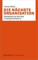 Cover-Bild Die nächste Organisation