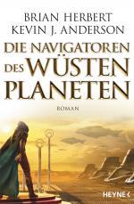 Cover-Bild Die Navigatoren des Wüstenplaneten