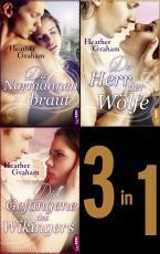 Cover-Bild Die Normannenbraut - Die Gefangene des Wikingers - Der Herr der Wölfe