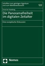 Cover-Bild Die Panoramafreiheit im digitalen Zeitalter