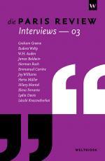 Cover-Bild Die Paris Review Interviews 03