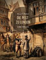 Cover-Bild Die Pest zu London