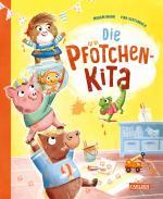Cover-Bild Die Pfötchen-Kita