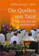 Cover-Bild Die Quellen von Taizé