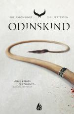 Cover-Bild Die Rabenringe - Odinskind