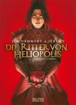 Cover-Bild Die Ritter von Heliopolis. Band 3