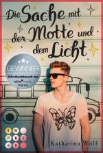 Cover-Bild Die Sache mit der Motte und dem Licht
