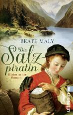 Cover-Bild Die Salzpiratin