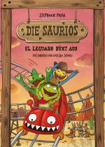 Cover-Bild Die Saurios. El Leguano büxt aus