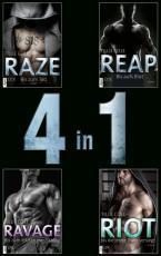 Cover-Bild Die Scarred-Souls-Reihe: Alle vier Romane in einem E-Book