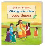Cover-Bild Die schönsten Bibelgeschichten von Jesus