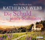 Cover-Bild Die Schuld jenes Sommers