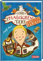 Cover-Bild Die Schule der magischen Tiere - Endlich Ferien 5: Benni und Henrietta
