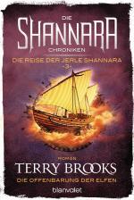 Cover-Bild Die Shannara-Chroniken: Die Reise der Jerle Shannara 3 - Die Offenbarung der Elfen
