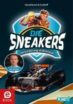 Cover-Bild Die Sneakers 3: Verschwörung im Rennstall