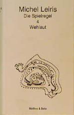 Cover-Bild Die Spielregel / Wehlaut