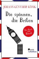 Cover-Bild Die spinnen, die Briten