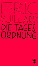 Cover-Bild Die Tagesordnung