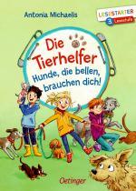 Cover-Bild Die Tierhelfer