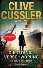 Cover-Bild Die Titanic-Verschwörung