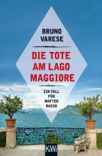 Cover-Bild Die Tote am Lago Maggiore