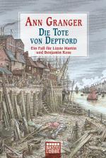 Cover-Bild Die Tote von Deptford