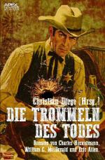 Cover-Bild DIE TROMMELN DES TODES