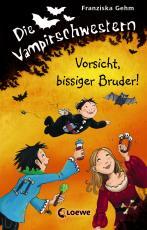 Cover-Bild Die Vampirschwestern 11 - Vorsicht, bissiger Bruder!