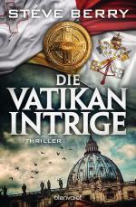 Cover-Bild Die Vatikan-Intrige