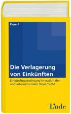 Cover-Bild Die Verlagerung von Einkünften