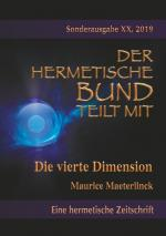 Cover-Bild Die vierte Dimension