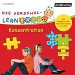 Cover-Bild Die Vorschul-Lernraupe: Konzentration
