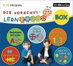 Cover-Bild Die Vorschul-Lernraupen-Box
