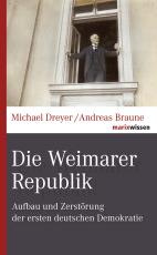 Cover-Bild Die Weimarer Republik