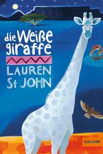 Cover-Bild Die weiße Giraffe