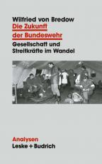 Cover-Bild Die Zukunft der Bundeswehr