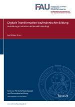 Cover-Bild Digitale Transformation kaufmännischer Bildung
