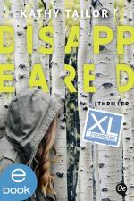Cover-Bild Disappeared. XL Leseprobe