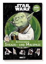 Cover-Bild Disney Star Wars: Superstarker Sticker- und Malspaß