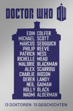 Cover-Bild Doctor Who: 13 Doktoren, 13 Geschichten