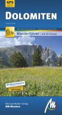 Cover-Bild Dolomiten MM-Wandern Wanderführer Michael Müller Verlag