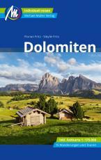 Cover-Bild Dolomiten Reiseführer Michael Müller Verlag